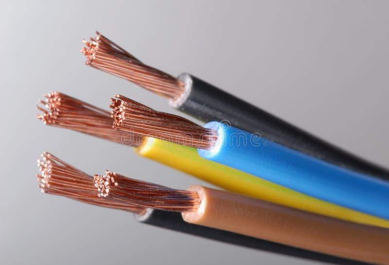 Kabels stock foto