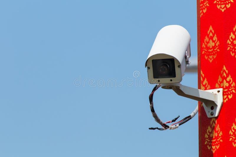 Kabeltelevisie-Camera royalty-vrije stock afbeelding