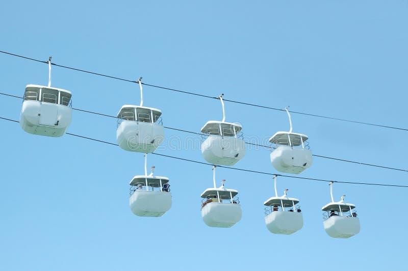 Download Kabelwagen stock foto. Afbeelding bestaande uit reis, gondola - 280440