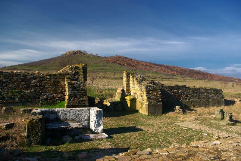 Kabile堡垒4 库存图片
