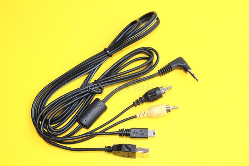 kable obraz stock