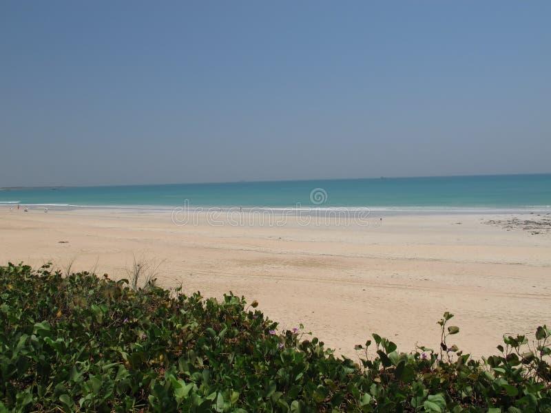Kablowa plaża, Broome, zachodnia australia obrazy stock