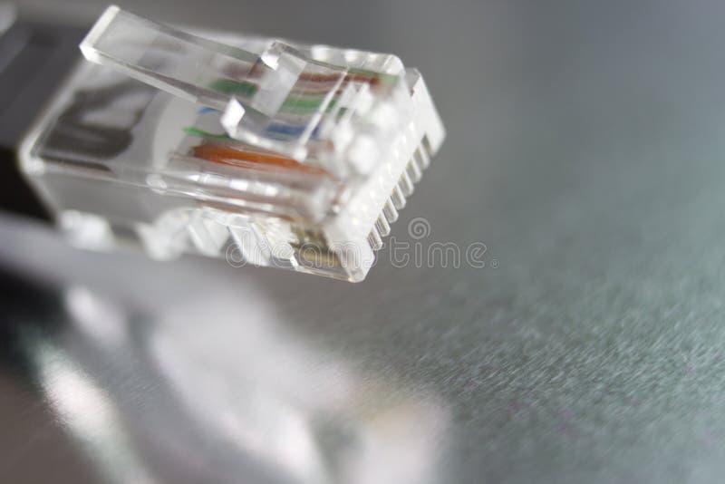 kablowa sieć komputerowa fotografia royalty free