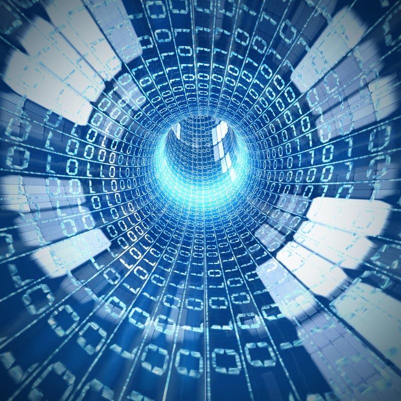 Kablowy internet inside zdjęcia stock