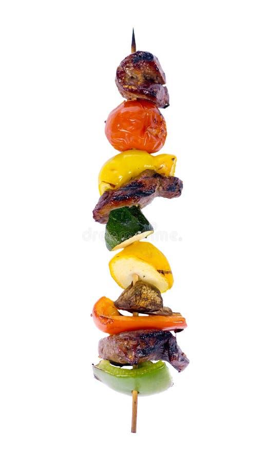 Download Kabobs stock image. Image of shishkabobs, squash, cook - 6465709