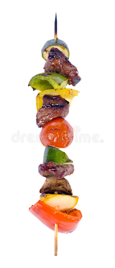 Free Kabobs Stock Photography - 6465712