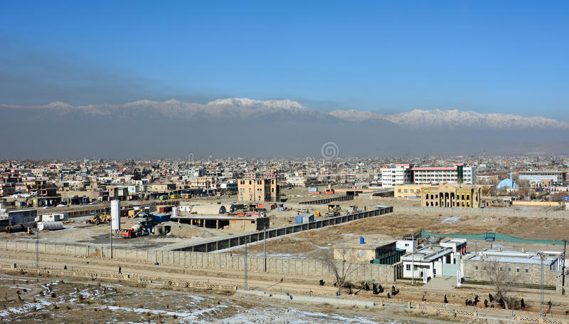 Kabul, Afghanistan stockbild