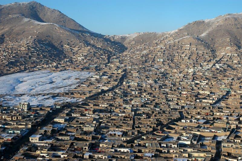 Kabul do ar fotografia de stock