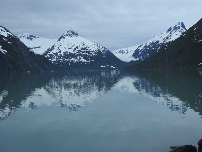 Kachemak fjärd Alaska royaltyfri bild