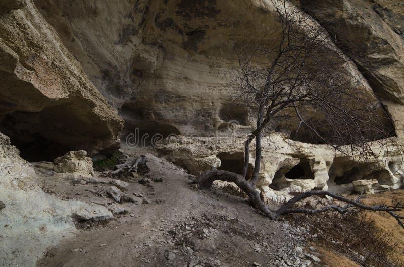 Kachi-Kalion в Крыме стоковые изображения rf