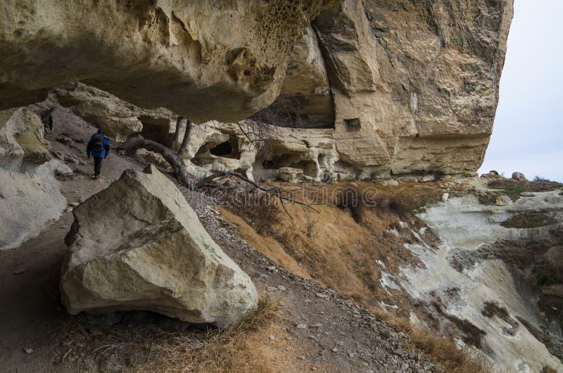 Kachi-Kalion i Krim fotografering för bildbyråer