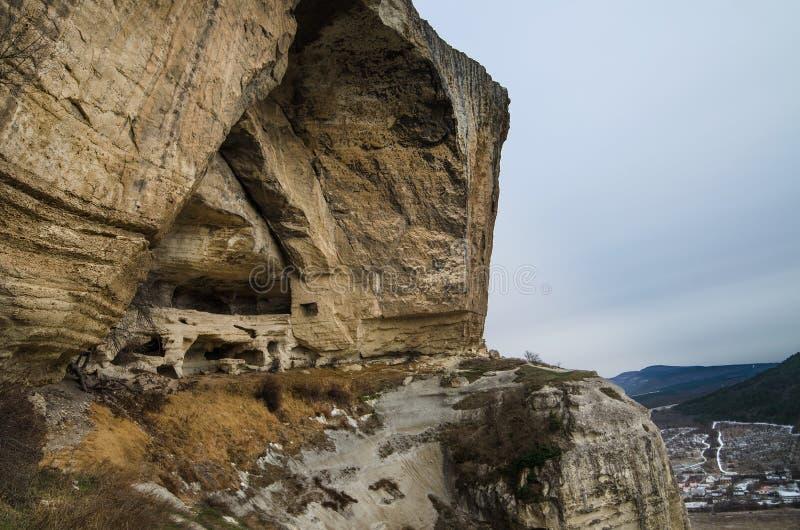 Kachi-Kalion w Crimea zdjęcie stock