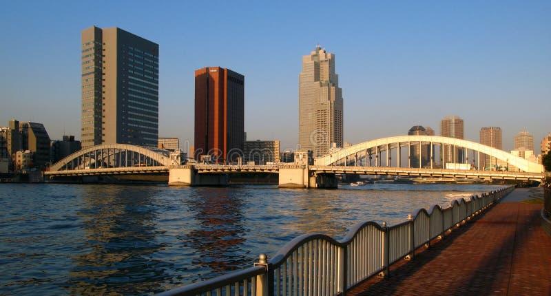 Download Kachidoki Bridge, Tokyo, Japan Stock Image - Image: 4562967