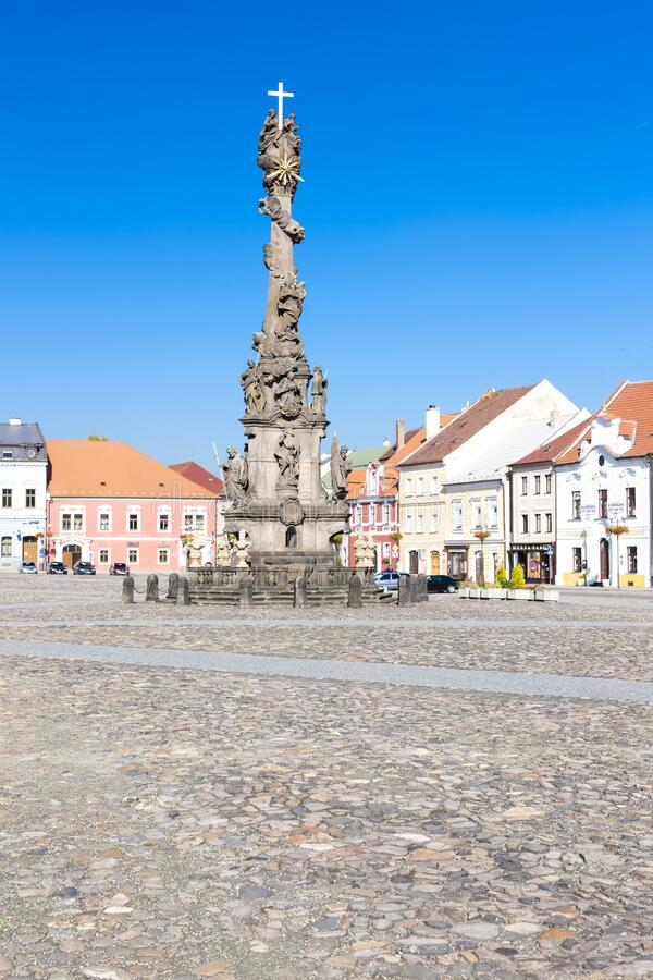 Kadan, Czech Republic royalty free stock photo