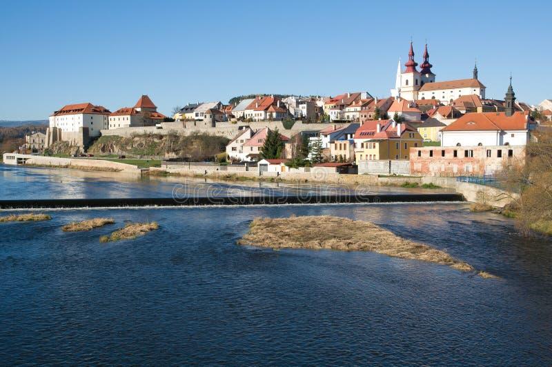 Kadan, République Tchèque photos libres de droits