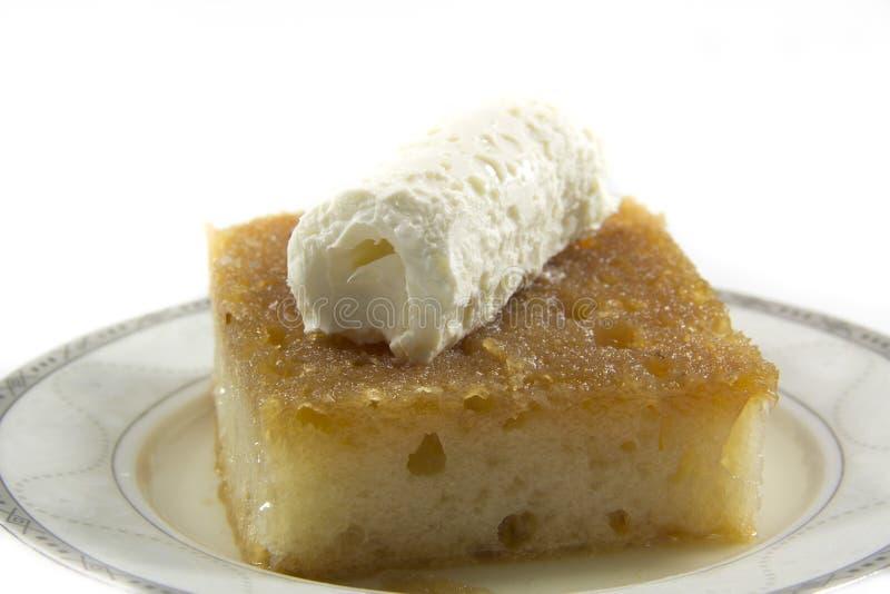 Kadayif turkish dessert royalty free stock photography
