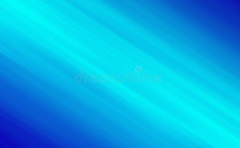 Kader met blauwe gradiënt wordt gevuld die vector illustratie