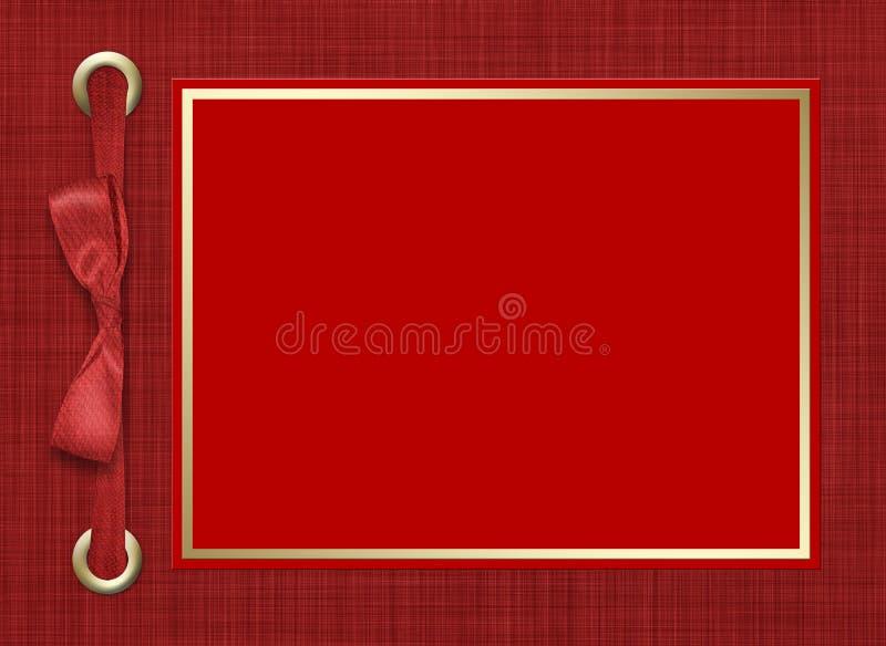 Kader voor een foto royalty-vrije illustratie