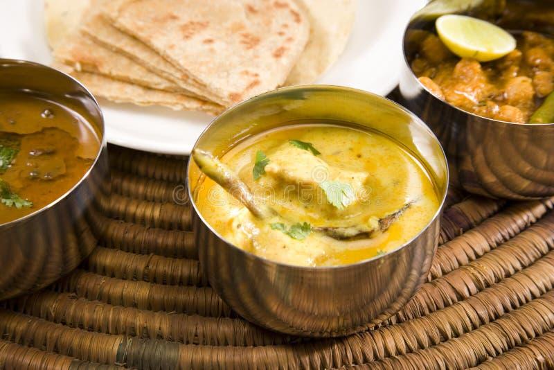 Kadi, Indian Dish royalty free stock photo