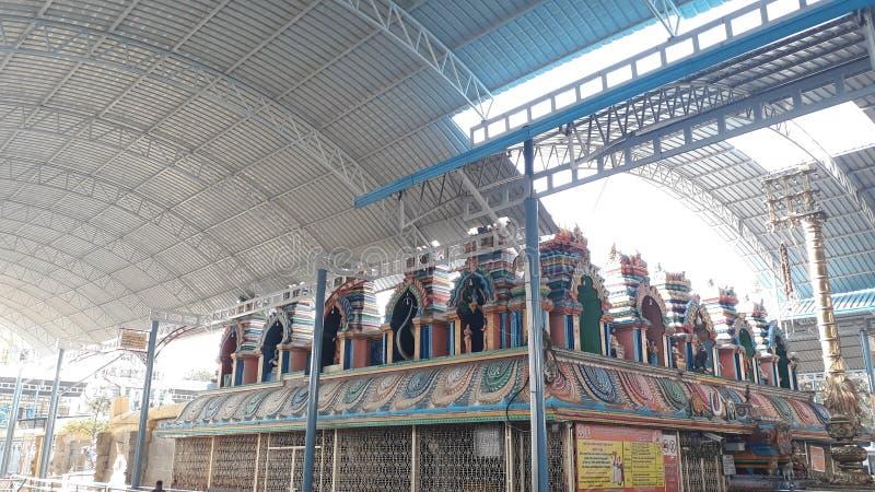 Kadiri Lakshmi Narasimha Swamy Świątynny Ananthapur, Andhra Pradesh zdjęcia stock