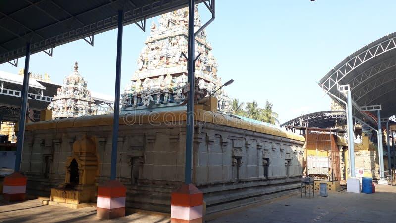 Kadiri Lakshmi Narasimha Swamy Świątynny Ananthapur, Andhra Pradesh zdjęcie royalty free