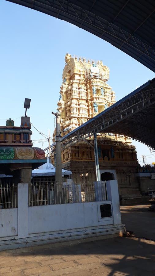 Kadiri Lakshmi Narasimha Swamy Świątynny Ananthapur, Andhra Pradesh obrazy stock