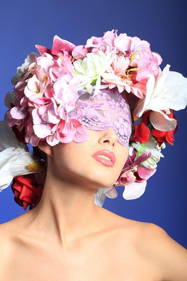 Kady blommor royaltyfria bilder