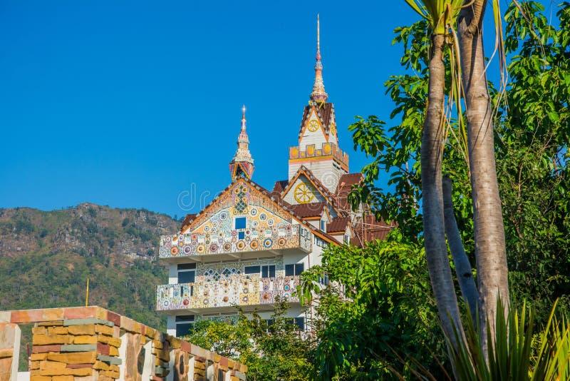Kaew för Wat phasorn royaltyfri bild