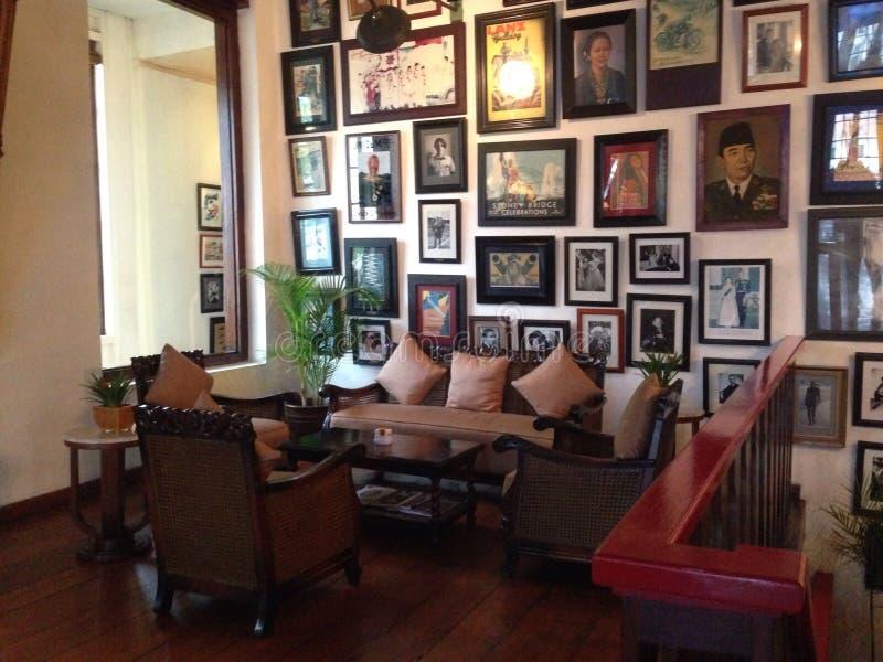 Kafe Μπαταβία στοκ εικόνα