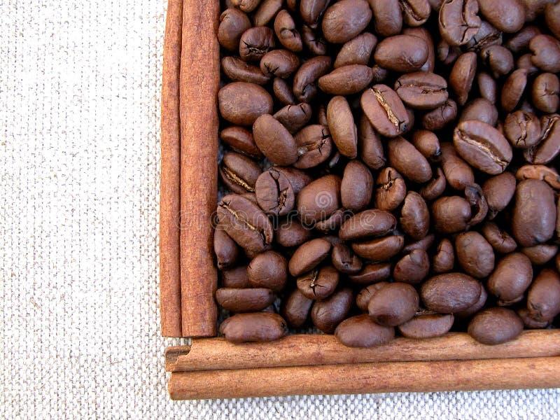 Download Kaffe arkivfoto. Bild av close, kanel, krydda, smaktillsats - 286596