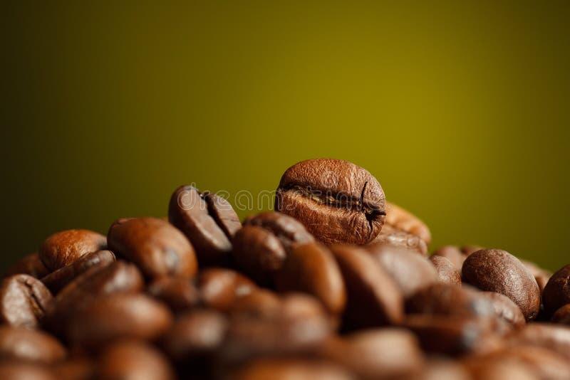 kaffe för 2 bönor royaltyfri foto
