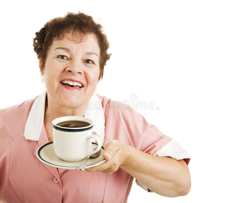 kaffe god mmmm royaltyfria bilder
