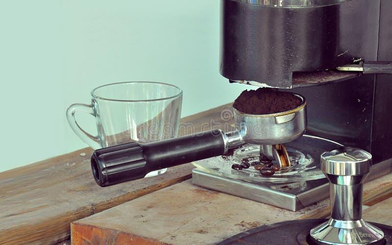 Kaffe i morgonen arkivbilder