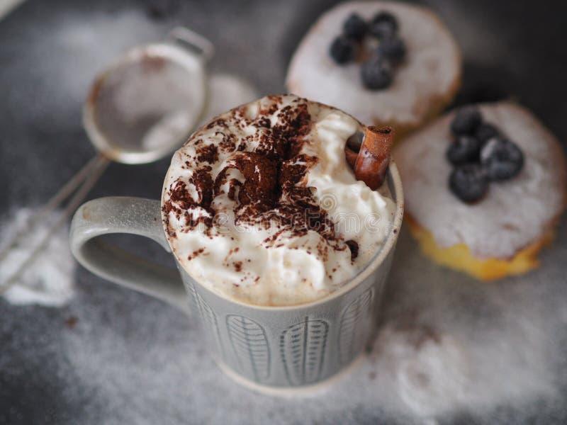 Kaffe Latte arkivfoton