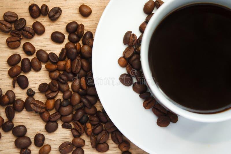 kaffe mer tid royaltyfri foto