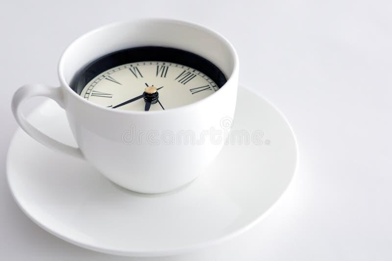 KAFFE TIME arkivfoton