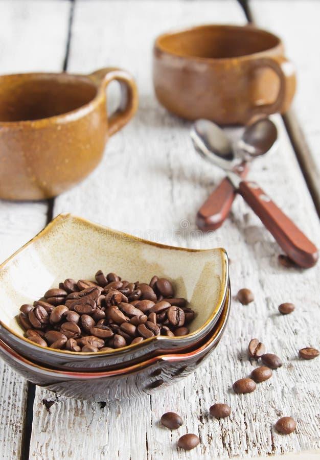 Kaffeböna arkivfoton