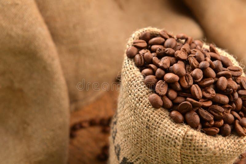 Download Kaffebönor fotografering för bildbyråer. Bild av frö - 27285251