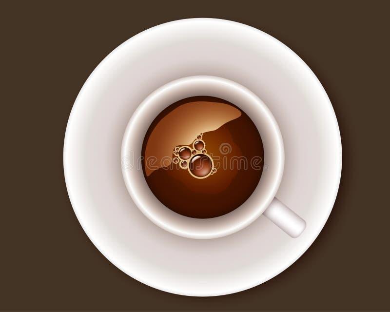 Kaffee vektor abbildung