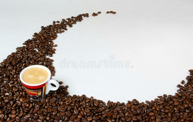 Kaffee fotografia stock libera da diritti