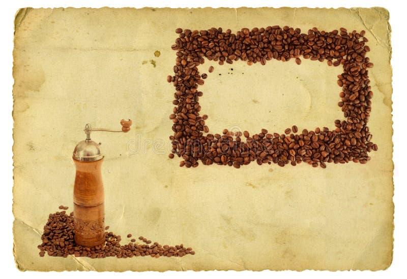 Download Kaffee stock abbildung. Illustration von zackig, grunge - 4676927