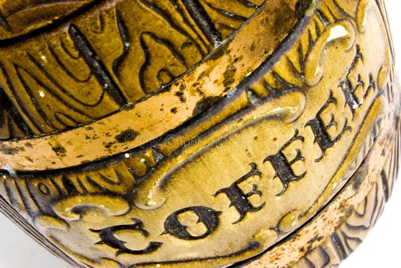 Download Kaffee stockbild. Bild von antike, nachricht, koffein, keramisch - 48661