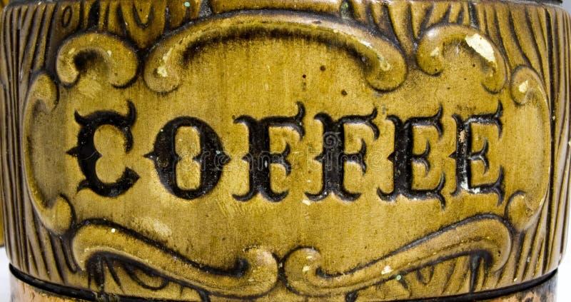 Download Kaffee stockbild. Bild von kaffee, kanister, glas, koffein - 48669