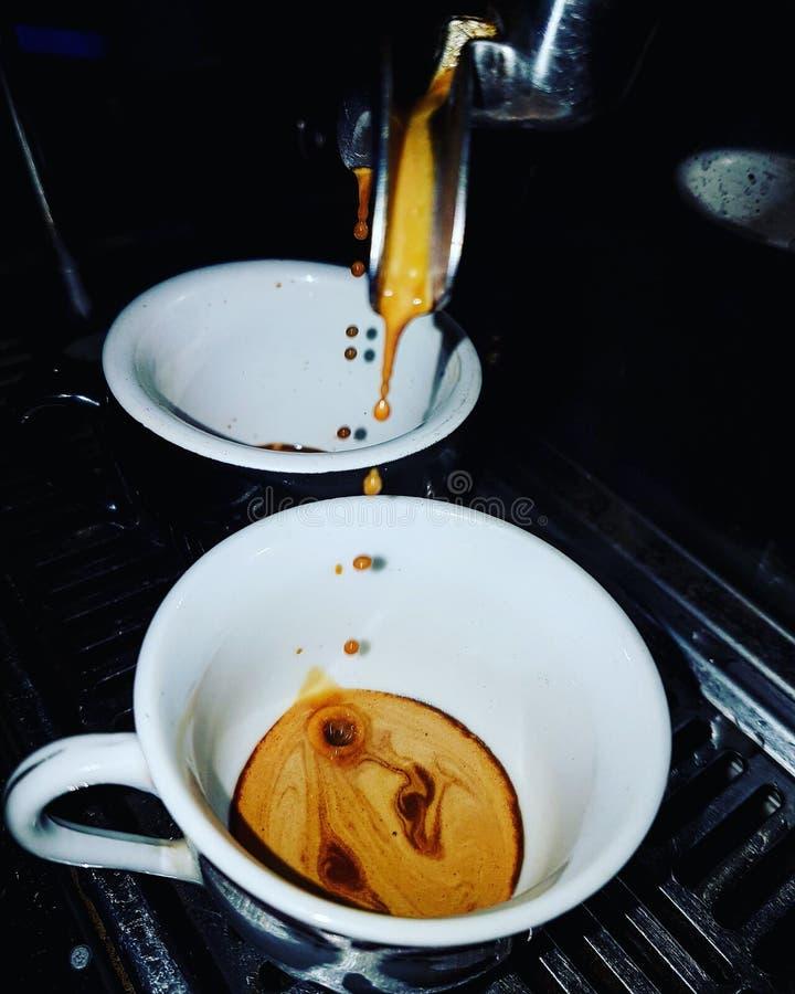 Kaffee Adict lizenzfreie stockfotos