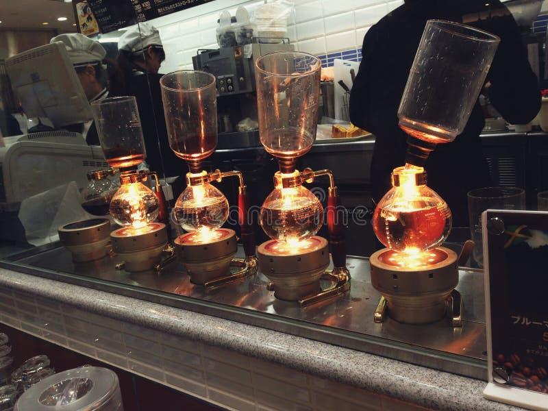 Kaffee-Brauen lizenzfreies stockfoto