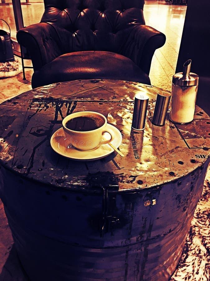 Kaffee für das Leben stockfotos
