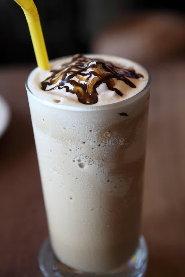 Kaffee frappe lizenzfreie stockfotografie