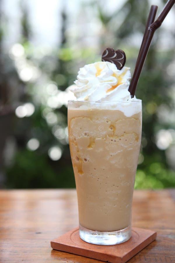 Kaffee Frappe lizenzfreies stockbild