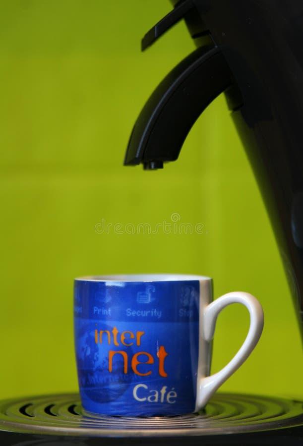 Kaffee jedermann stockfotografie