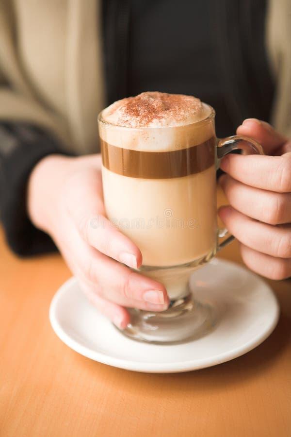 Kaffee Latte stockfotos